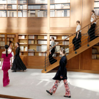 Chanel Haute Couture, la letterata chic di Virginie Viard