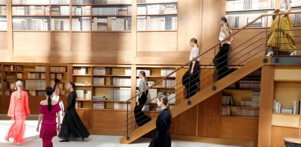 Chanel Haute Couture Autunno-Inverno 2019/2020