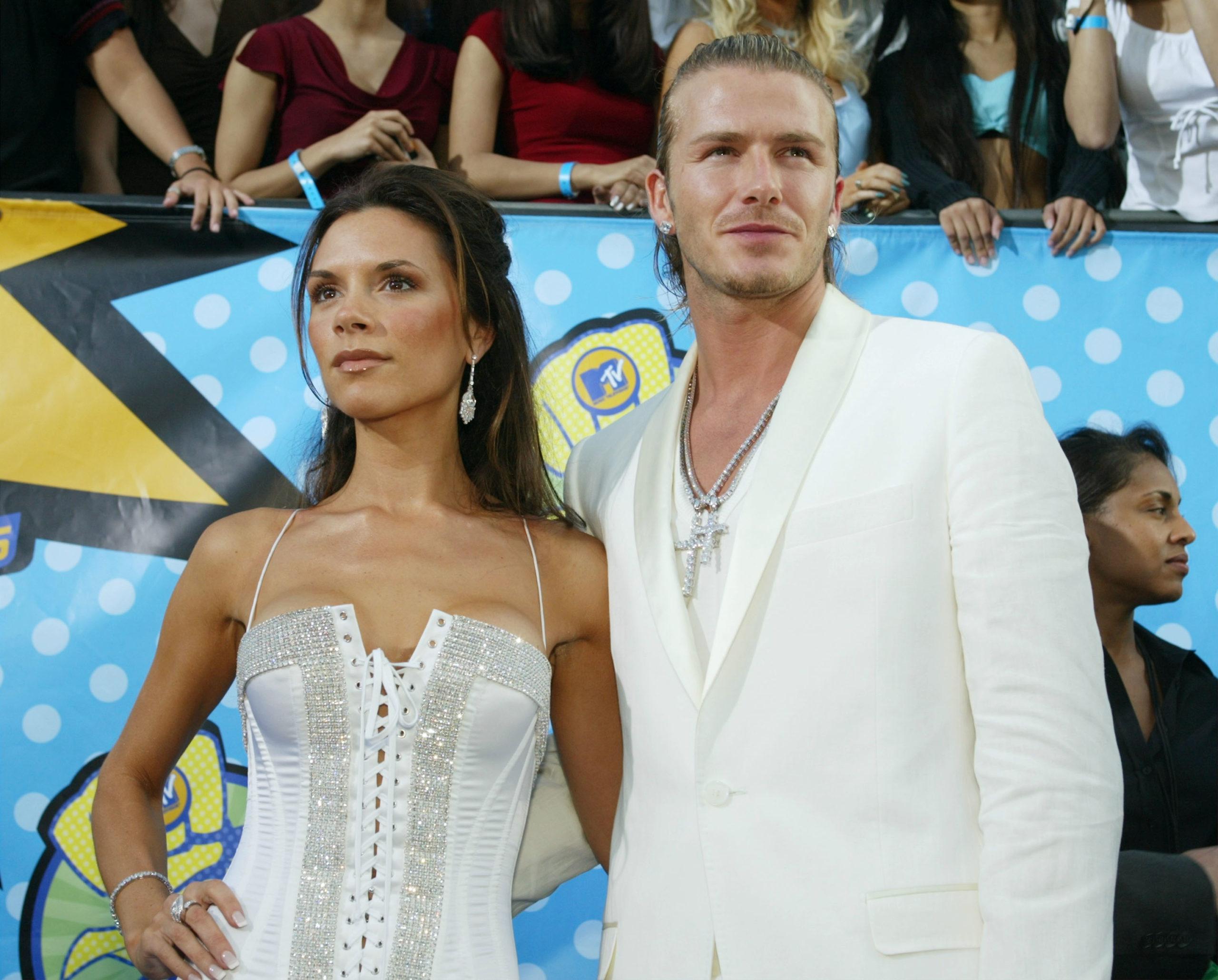i 10 momenti più belli dei Beckham