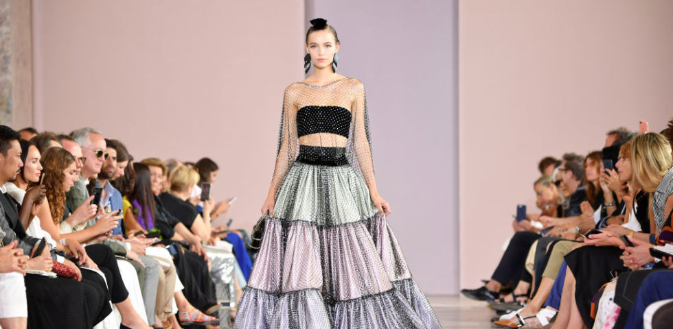 Giorgio Armani Privé Haute Couture Autunno-Inverno 2019/2020