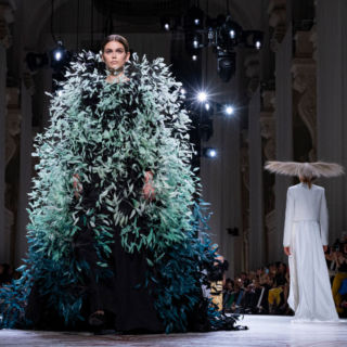 Nell'Eden di Givenchy Haute Couture