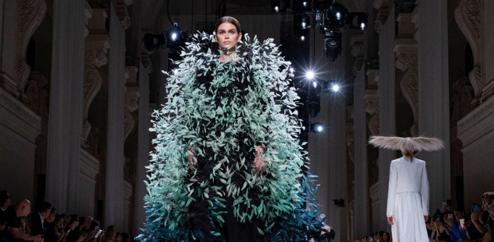 Givenchy Haute Couture Autunno-Inverno 2019/2020