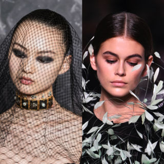Beauty Alert: le tendenze make-up dall'Haute Couture