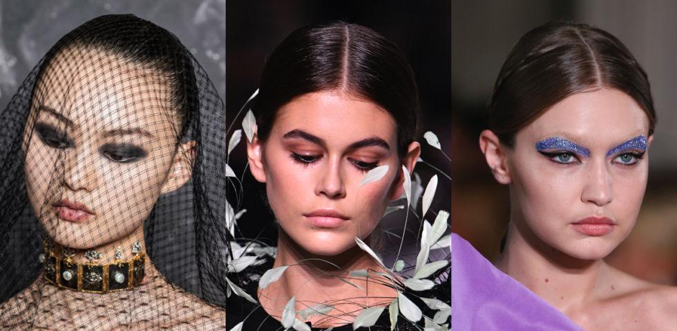 Tendenze make-up per l'inverno 2020 dall'Haute Couture di Parigi