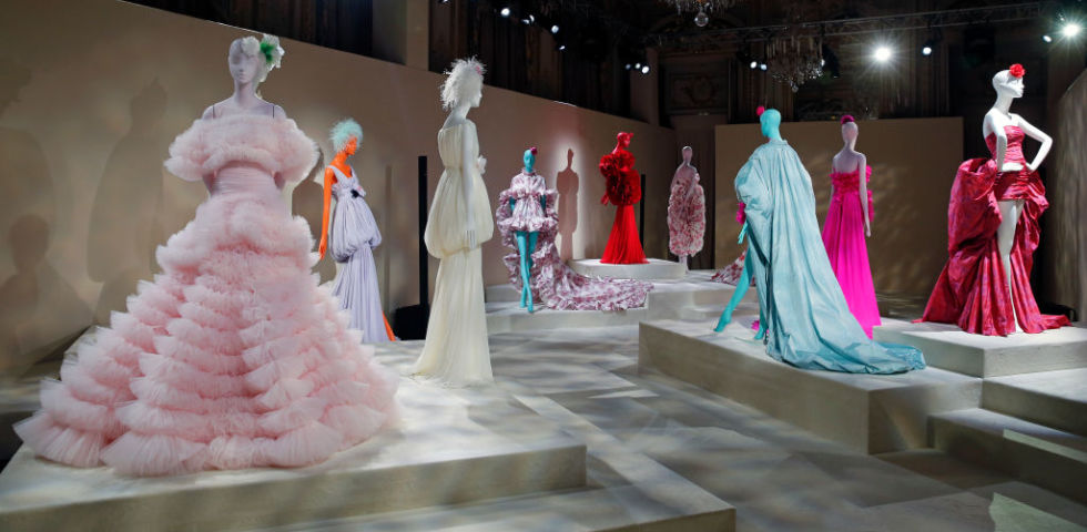 I 10 abiti più belli dall'Haute Couture di Parigi dell'inverno 2020