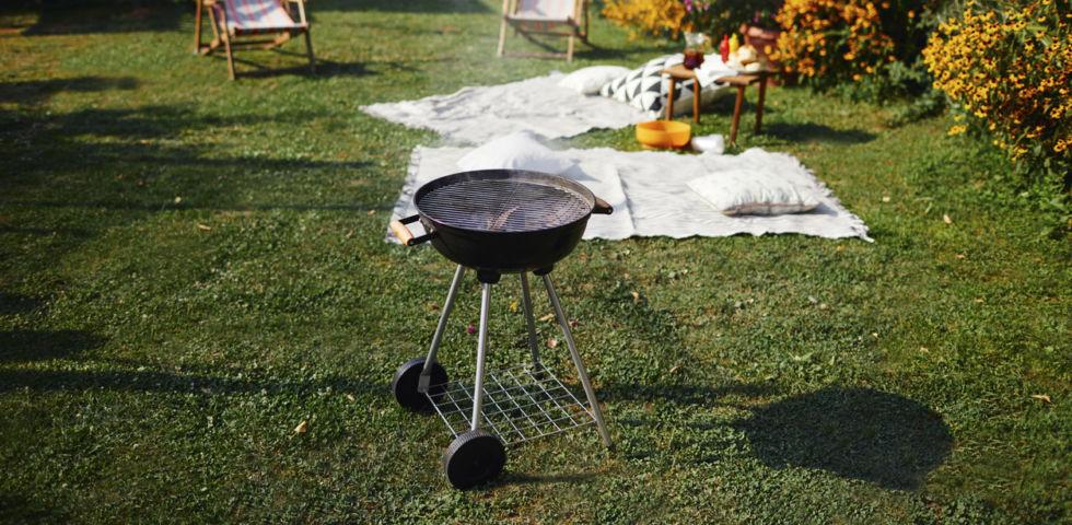 Barbecue portatile: 5 modelli compatti da portare in campeggio