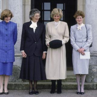 Chi sono le sorelle di Lady D al battesimo di Archie?