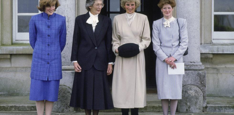 Chi sono le sorelle di Lady Diana nella foto del battesimo di Archie Harrison