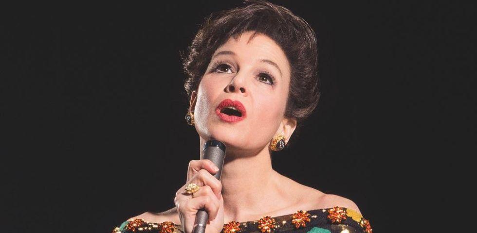 Renée Zellweger è Judy Garland nel biopic musicale Judy