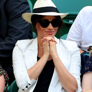 Meghan: bufera per il divieto di scattarle foto a Wimbledon