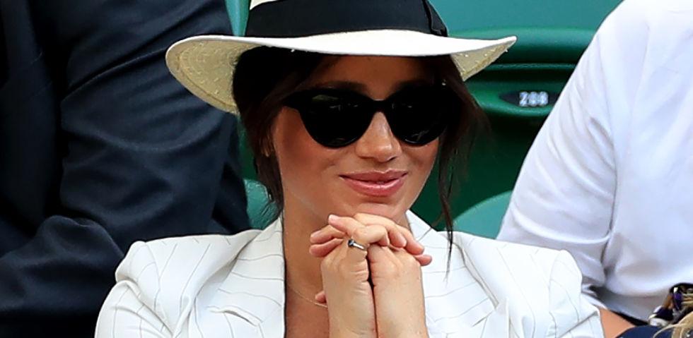 Meghan Markle ancora nella bufera per il divieto di scattarle foto a Wimbledon