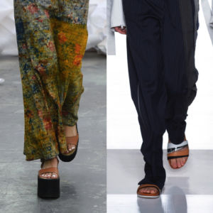 Fashion alert: 5 tip per abbinare i sandali color cuoio