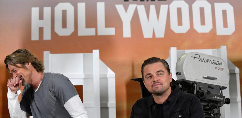 Brad Pitt: ecco il soprannome che gli ha dato Leonardo DiCaprio