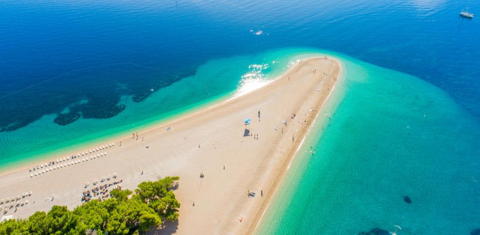 Spiagge Croazia: le migliori