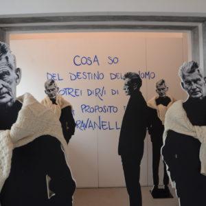 Giancarlo Sepe parla di Beckett alla Fondazione Alda Fendi