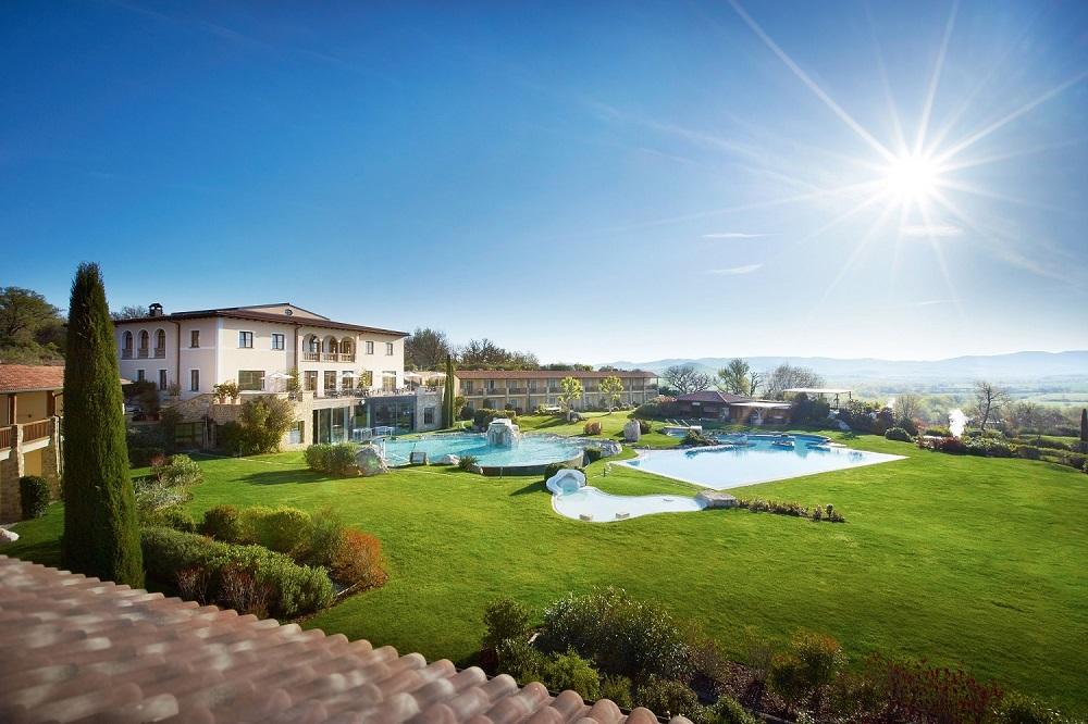 L'Adler Resort Thermae di Bagno Vignoni