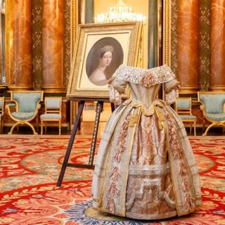 Queen Victoria's Palace in mostra a Buckingham Palace