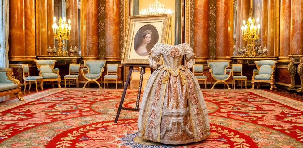 A Buckingham Palace la mostra sulla residenza della Regina Vittoria