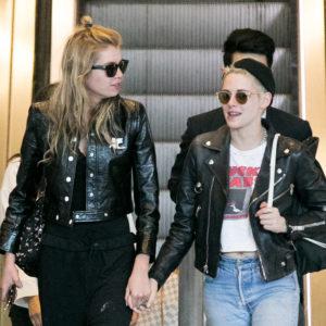 Kristen Stewart e Stella Maxwell innamorate in Italia