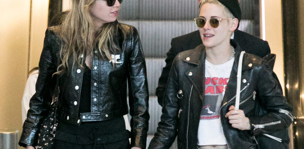 Kristen Stewart e Stella Maxwell: vacanza bollente in Costiera Amalfitana