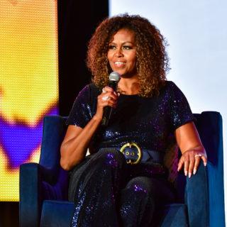 La donna più ammirata al mondo è Michelle Obama
