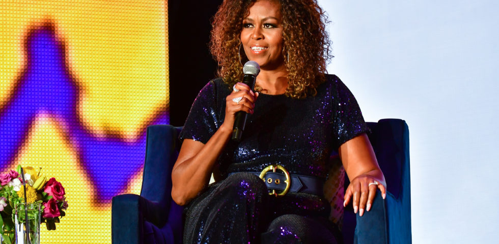 Michelle Obama, Melania Trump, Angelina Jolie tra le donne più ammirate al mondo