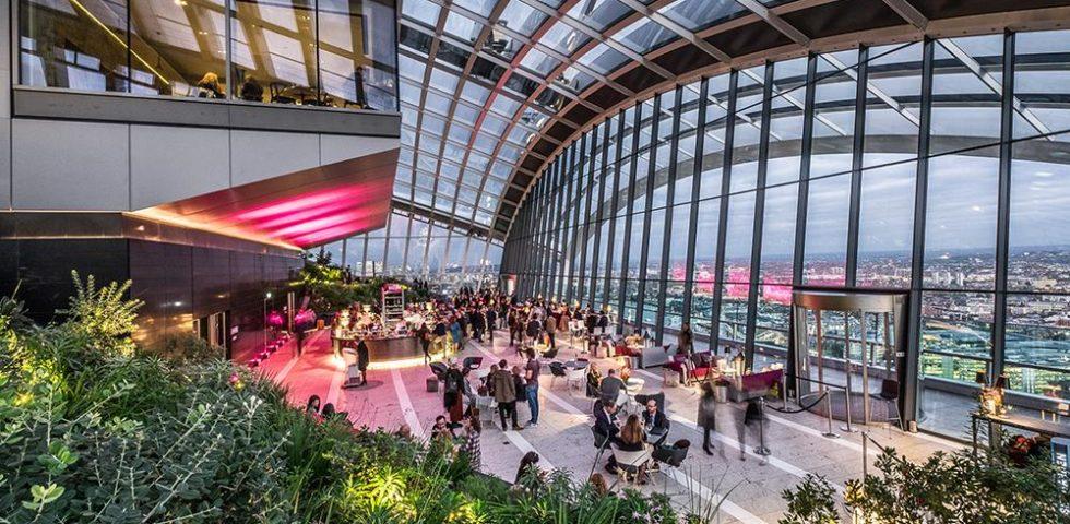 Rooftop Londra: i migliori bar con terrazza