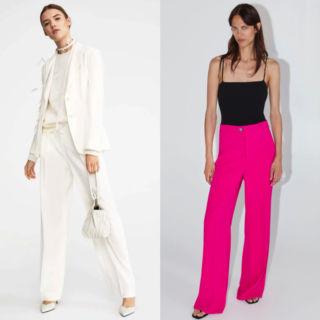 Fashion tips: gli abbinamenti per i pantaloni a palazzo