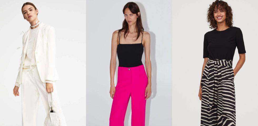 Pantaloni a palazzo: a chi stanno bene e con cosa indossarli