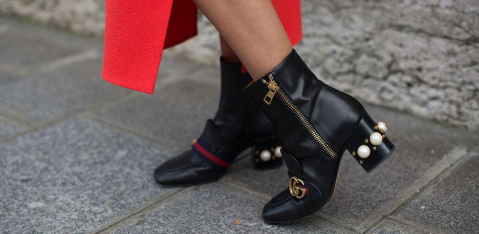 quality design d2a23 7974f Scarpe Gucci: le più belle di sempre | DireDonna
