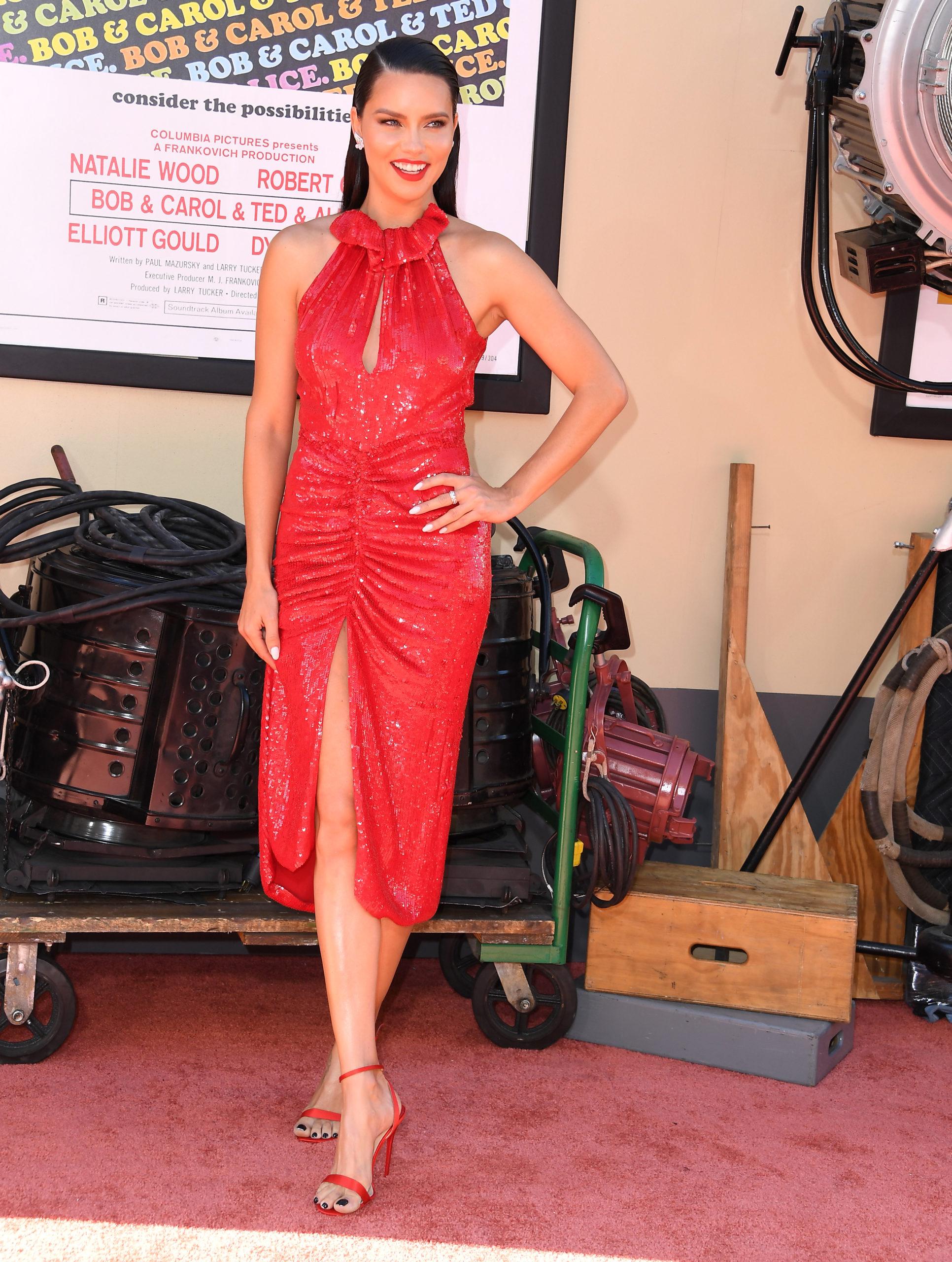 Red Carpet di C'era una volta a... Hollywood