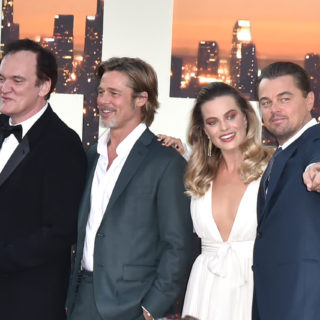 C'era una volta a… Hollywood: le star sul red carpet