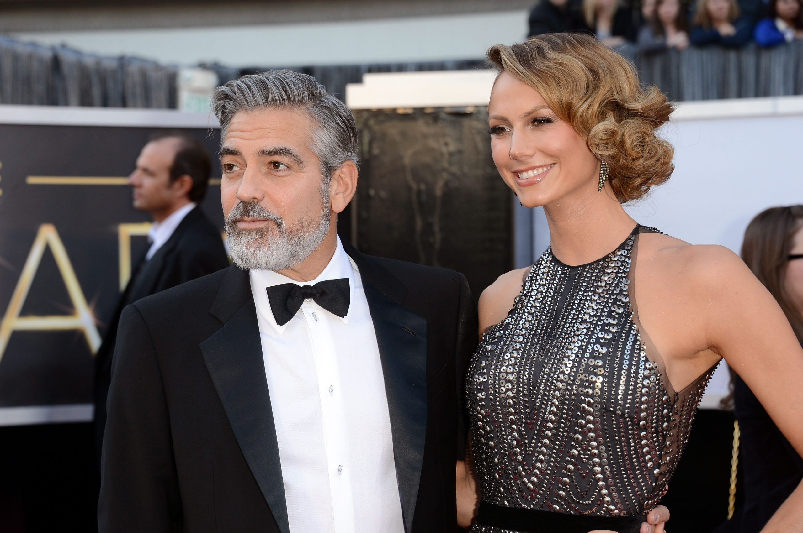 I Clooney insieme nonostante la crisi?