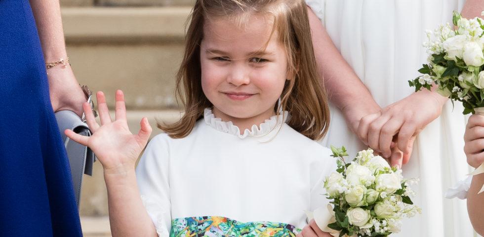 Tutte le bambine vogliono la borsa unicorno della Principessa Charlotte