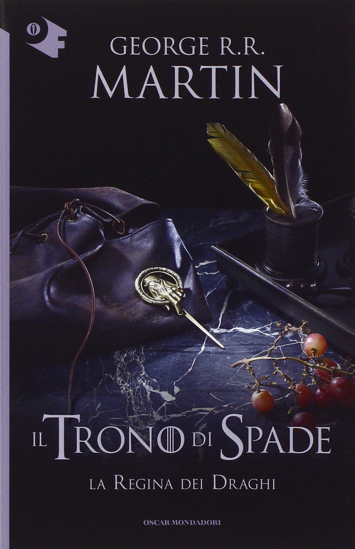 Tutte le edizioni del Trono di Spade