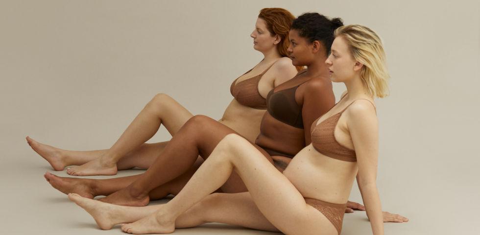 Oysho presenta Portraits: la lingerie inclusiva per tutte le taglie