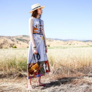 Fashion tips: 3 outfit per indossare il cappello di paglia