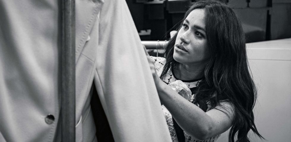 Meghan Markle intervista Michelle Obama come guest editor di Vogue UK