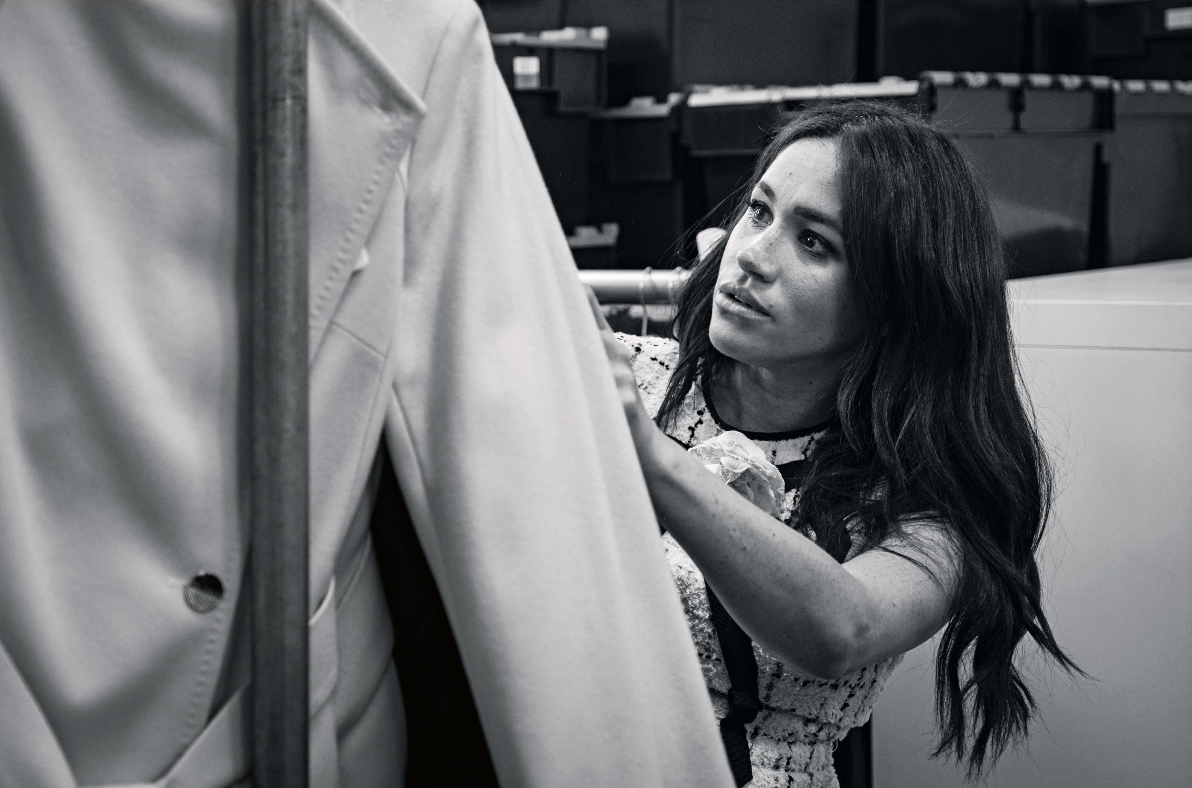 Meghan editor per Vogue