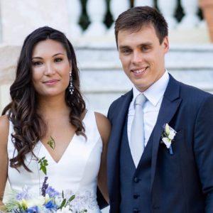 Principato di Monaco in festa per le nozze di Louis Ducruet