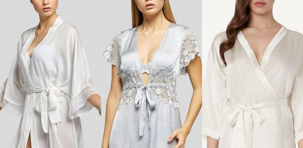 Vestaglia da sposa: modelli La Perla, Yamamay, Intimissimi e Tezenis
