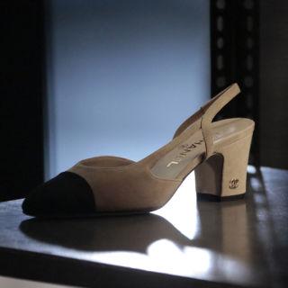 Scarpe Chanel: la storia delle slingback