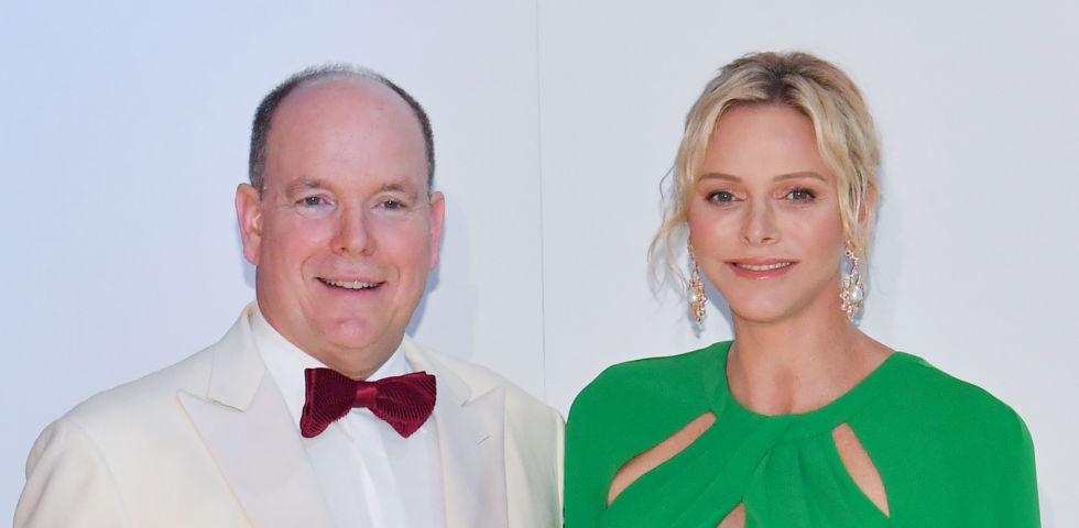Alberto di Monaco premiato a Hollywood senza Charlene Wittstock