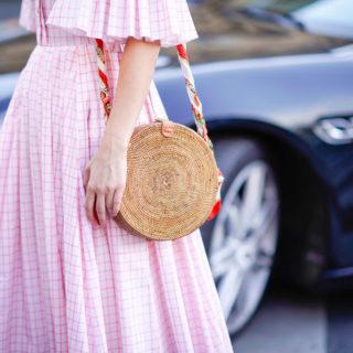 Fashion alert: borsa di paglia, mon amour!