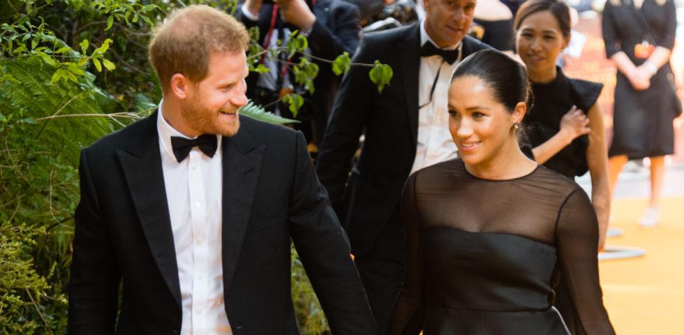Meghan Markle e il Principe Harry ufficializzano l'addio al brand Sussex Royal