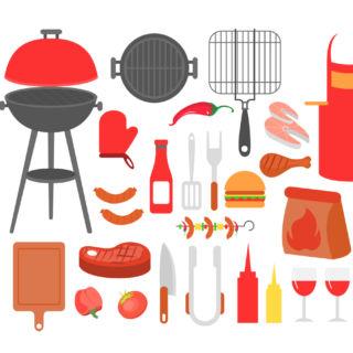 Gli accessori indispensabili per il barbecue