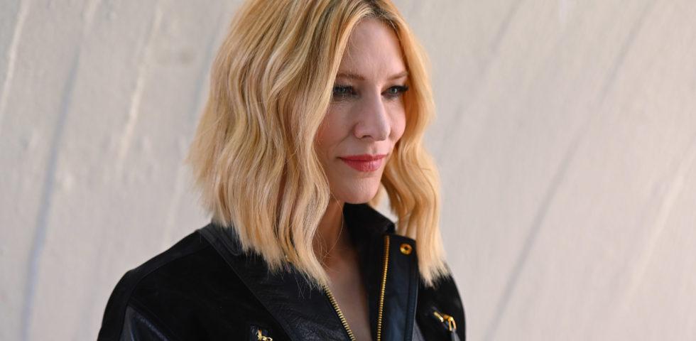 Cate Blanchett protagonista e ideatrice della serie tv Stateless