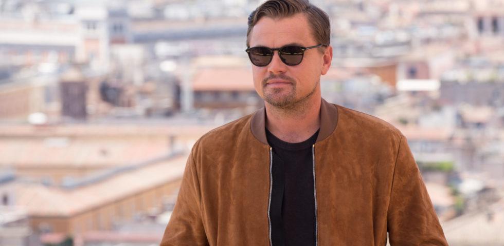 Leonardo DiCaprio salva un uomo disperso in mare
