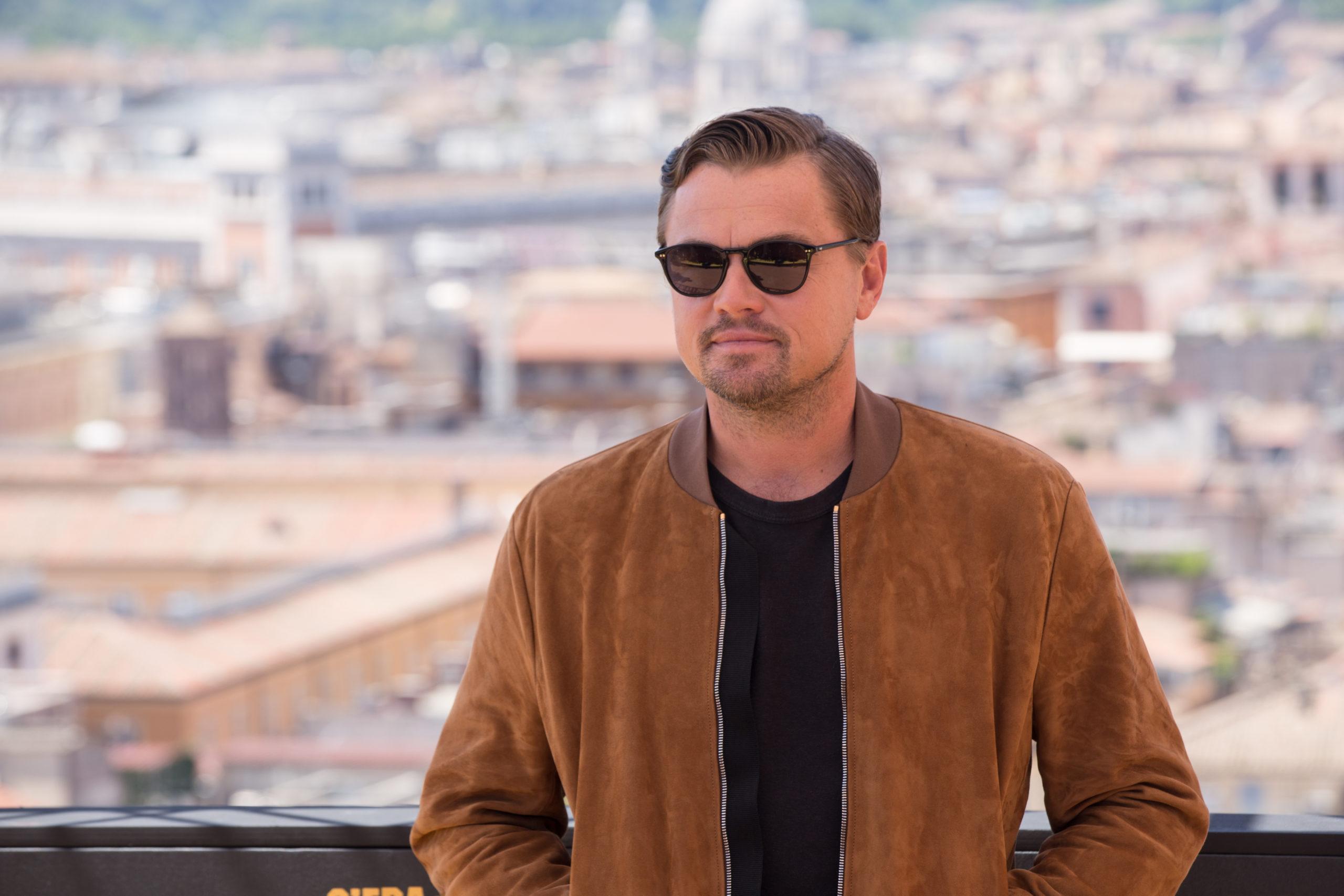 Vacanze italiane per DiCaprio