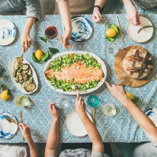 Pranzo veloce estivo: il menu completo